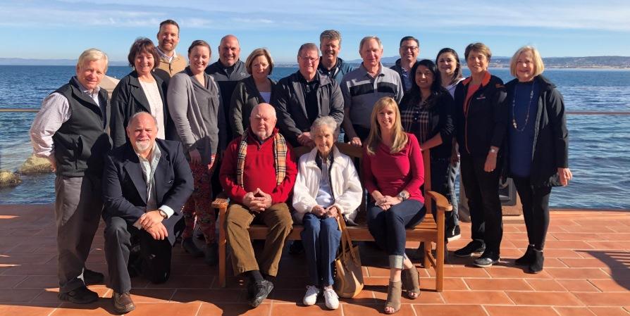 Mercy Foundation Board members