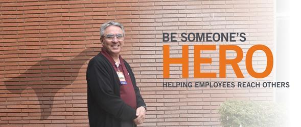Be Someone's Hero - Henry Moreno