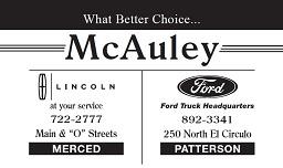 McAuley Lincoln