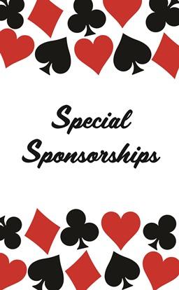 Special Sponsorships